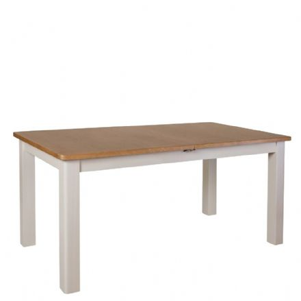 Richmond Painted Oak 1.6m Butterfly Extending Table